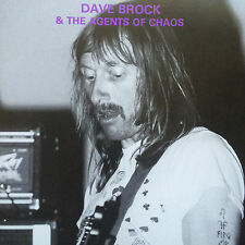 (Fi) Hawkwind = RARE 2-on-1 UNIQUE Dave Brock + Agents of Chaos CD! (SHARP 1842)
