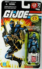 """G.I. JOE 25th Anniversary Collection_FIREFLY 3.75 """" action figure_Cobra Saboteur"""