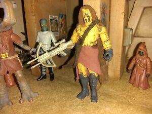 Custom star wars acid rain joe hacks joy toy etc. 3.75 bounty Hunter figure 1:18