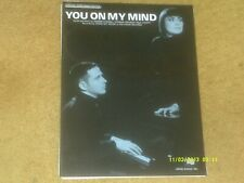 Swing Out Sister sheet music You On My Mind 1989 6 pages (Nm shape)