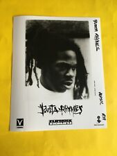 "Busta Rhymes Press Photo 8x10"", Elektra Records."