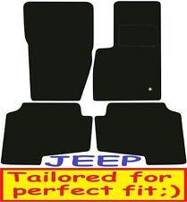Jeep Grand Cherokee Overland Deluxe calidad adaptados Esteras 2005 2006 2007 2008 20