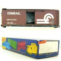 CONRAIL #124200 40'  BOXCAR Kit  Roundhouse Model Die Casting 1061 HO