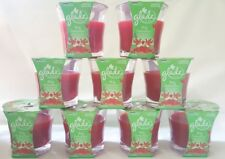 9 Glade Scented Oil Candle 3.4 oz FLIRTY ORCHARD KISS Free Ship Limited Edition