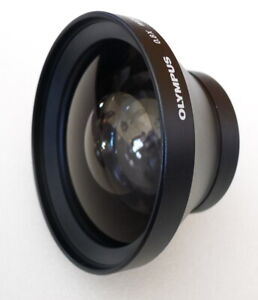 Olympus WCON-08 Wide Angle Lens Converter - 55mm - NEW