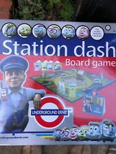 London Underground Ernie Station Dash Board Game New Free Postage