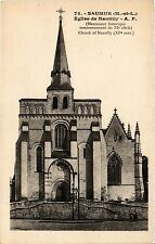 CPA Saumur Eglise de Nantilly (253649)