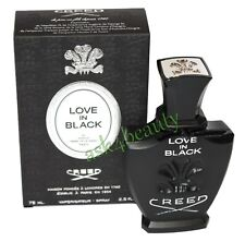 Creed Love In Black Women's 2.5-ounce Millesime Spray New In Box