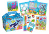 Pre Filled Under The Sea Party Box -  Ocean Sealife Parties Activity Gift Bags