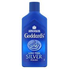 6 x Goddards Long Term Silver Polish Jewellery Cleaner Polishing Shine 125ml New