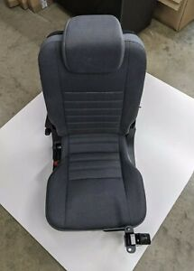 Genuine Land Rover Defender 07+ Single LH Rear Seat - County Grey - HLD502670RPI