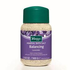 Kneipp Lavender Balancing Bath Salt, 17.63 oz / 500 g