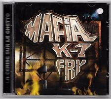 CD RAP FRANCAIS / MAFIA K'1FRY - LA CERISE SUR LE GHETTO (ALBUM ANNEE 2003)