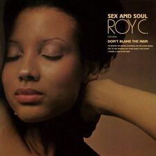 Roy C - Sex & Soul (Audio CD - 3/3/2017) NEW