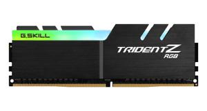 G.Skill Trident Z RGB 8GB DDR4 3000Mhz CL16 Desktop RAM Memory F4-3000C16S-8GTZR