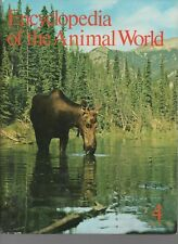 Encyclopedia of the Animal World #4 - Sir Gavin de Beer FRS - HC - 1972 Elsevier