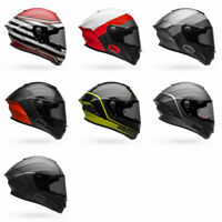 2020 Bell Race Star Flex DLX Full Face Motorcycle Street Helmet - Size/Color