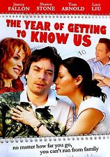 NEW DVD // The Year of Getting to Know Us  // TOM ARNOLD, SHARON STONE, LUCY LIU