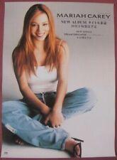 Mariah Carey Promo Poster