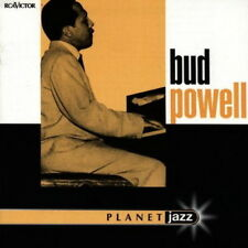 Bud Powell ((i Cover the Waterfront) 1997 Planet Jazz BMG RCA Victor CD