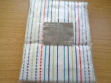 John Lewis Striped Curtains & Pelmets