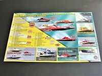 American Power Boat Association-2004 Tentative Schedule of Events Photo Poster.