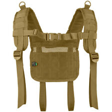 Condor Army H-Harness MOLLE Tactical Webbing Airsoft Operator Strap Coyote Brown