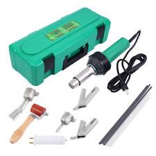 1600W Hot Air Welding Gun Kit Pistol Plastic Welder Heat Soldering Gun Torch CE