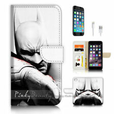 Batman Mobile Phone Wallet Cases for iPhone 7