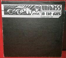 "UNIBASS - IN THE DARK / DISCO BOUNCER / SILENT GROOVE CW042 2001 CLOCKWORK 12"""