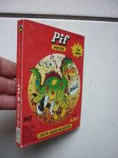 PIF  POCHE  /  NUMEROS  247 /  MARS   1986