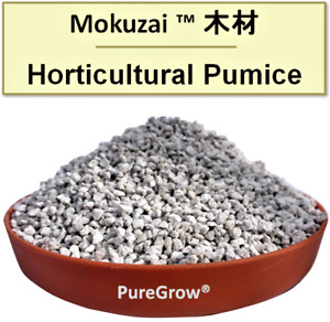 1-3L Horticultural Pumice for bonsai, plants & cacti - washed 1-4mm UK SELLER