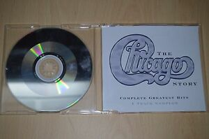 Chicago – The Chicago Story: Complete Greatest Hits. PRO3417 CD-Single promo