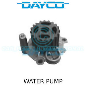 DAYCO Water Pump (Engine, Cooling) - DP058 - OE Quality