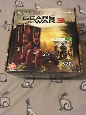 Gears Of War 3 Xbox 360 Console COMPLETE PAL Good Condition Boxed