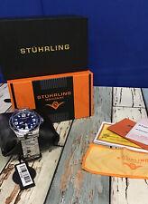 "Stuhrling Original Mens Analog Dive Watch ""Read"""