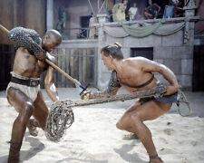Kirk Douglas, Woody Strode -spartacus (1960) - 8 1/2 x 11