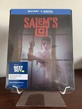Salem's Lot Steelbook (Blu-ray/Digital, 1979) Factory Sealed