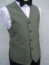 Gilet da uomo verde Richard Paul