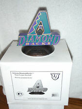 ARIZONA DIAMONDBACKS 3 D LOGO FIGURINE 2001 THE MEMORY CO NEW IN BOX