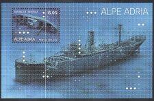 Croatia 2011 Alpe Adria/Ships/Shipwrecks/Boats/Transport/Nautical 1v m/s n40151