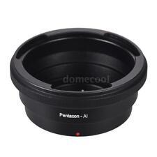 Lens Mount Adapter Ring F. Pentacon 6 Kiev 60 To Nikon AI F D90 D300 Camera D9W6