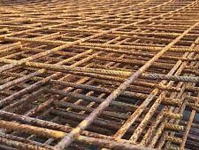 Baustahlmatte Q131, Baustahl, Baustahlmatten Bewehrung