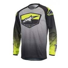 Vêtements de cross jaunes Alpinestars