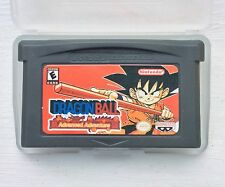 Dragon Ball Nintendo Gameboy SP GBA Game Boy Advance Azione Avventura avanzata