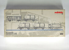 MARKLIN 2846 HO H0 Luxemburg State Railways CFL Track Maintenance Train