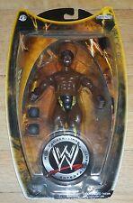 2005 WWF WWE Jakks Orlando Jordan RA Series 17 Wrestling Figure MIP