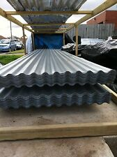 Roofing iron Corrugated Zinc NEW 4.8 M X 900 mm (16ft X 3ft) $7.50 L/M INC GST