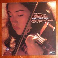Max Bruch / Kyung Wha Chung • Royal Philharmonic Orchestra • Rudolf Kempe Vinyl