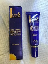 "Fair & White Exclusive Gel Cream with Vitamin ""C"" 30 ml"